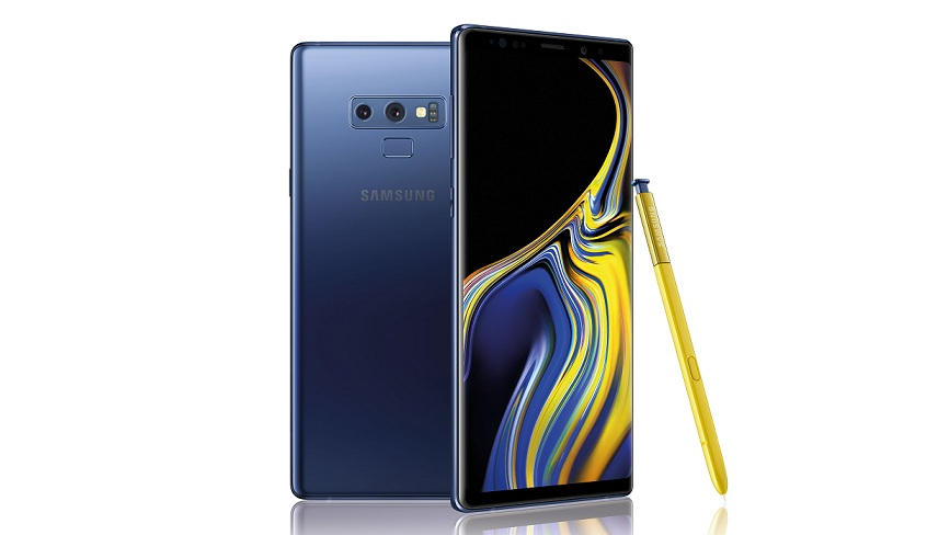 Samsung-Galaxy-Note 9-Design