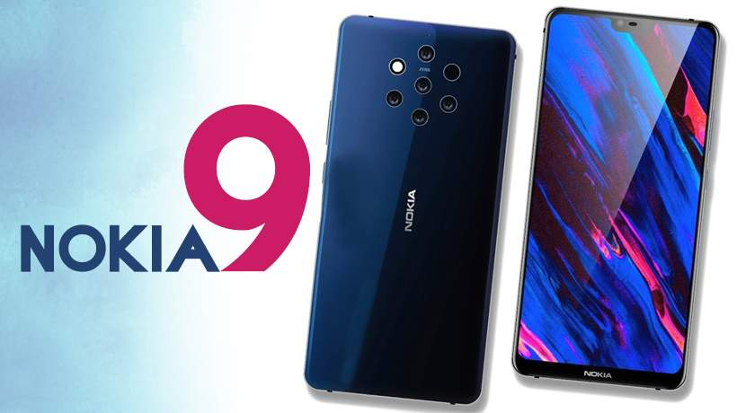 nokia 9 specifications