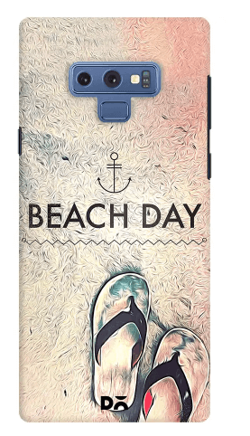 Galaxy Note 9  Beach Day Designer Case
