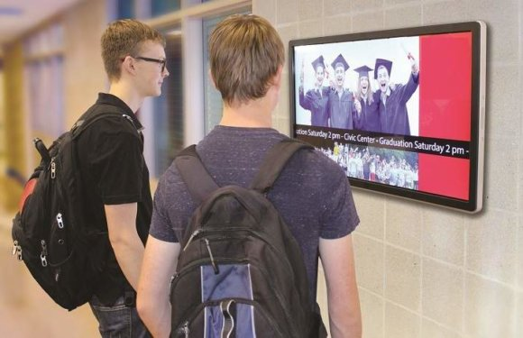 How Schools can take advantage of Digital Signage