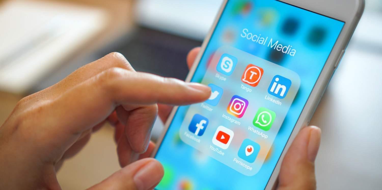 Social Media Presence Online