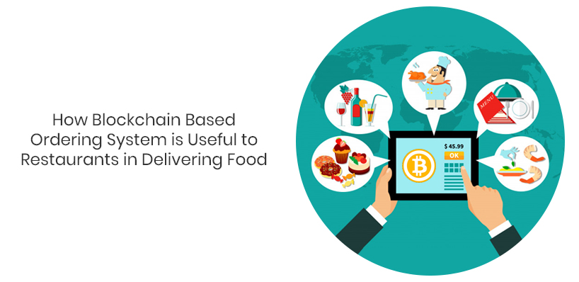 Blockchain Based Ordering System is Useful to Restaurants in Delivering Food