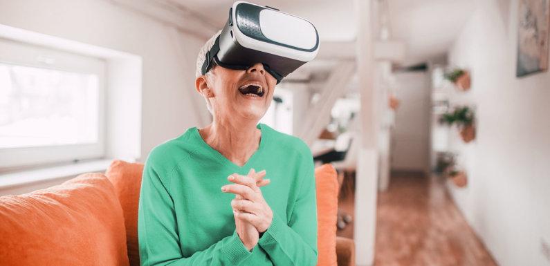 How Virtual Reality is Revolutionizing Senior Care