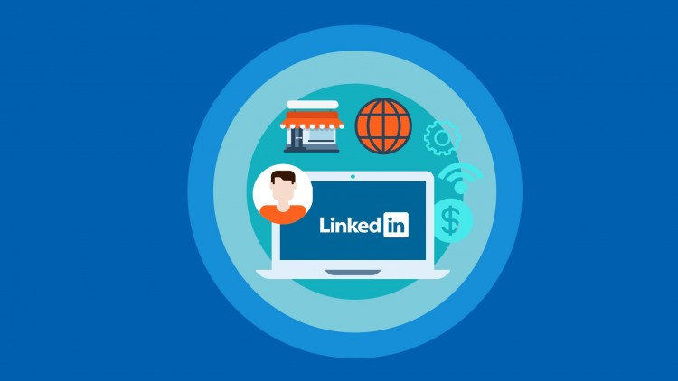 social media marketing on LinkedIn