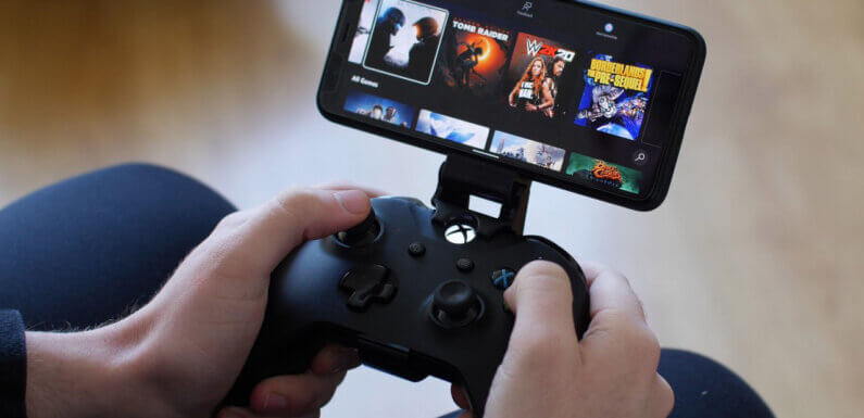 Microsoft xCloud: Connect The Cloud Gaming Service To Your Smartphone